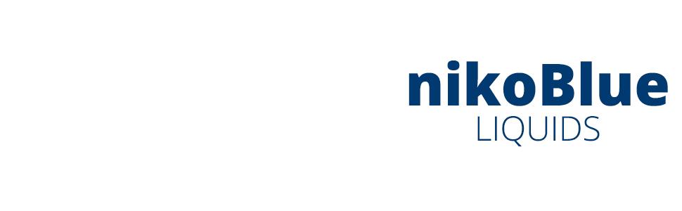 nikoBlue nB E-Liquids