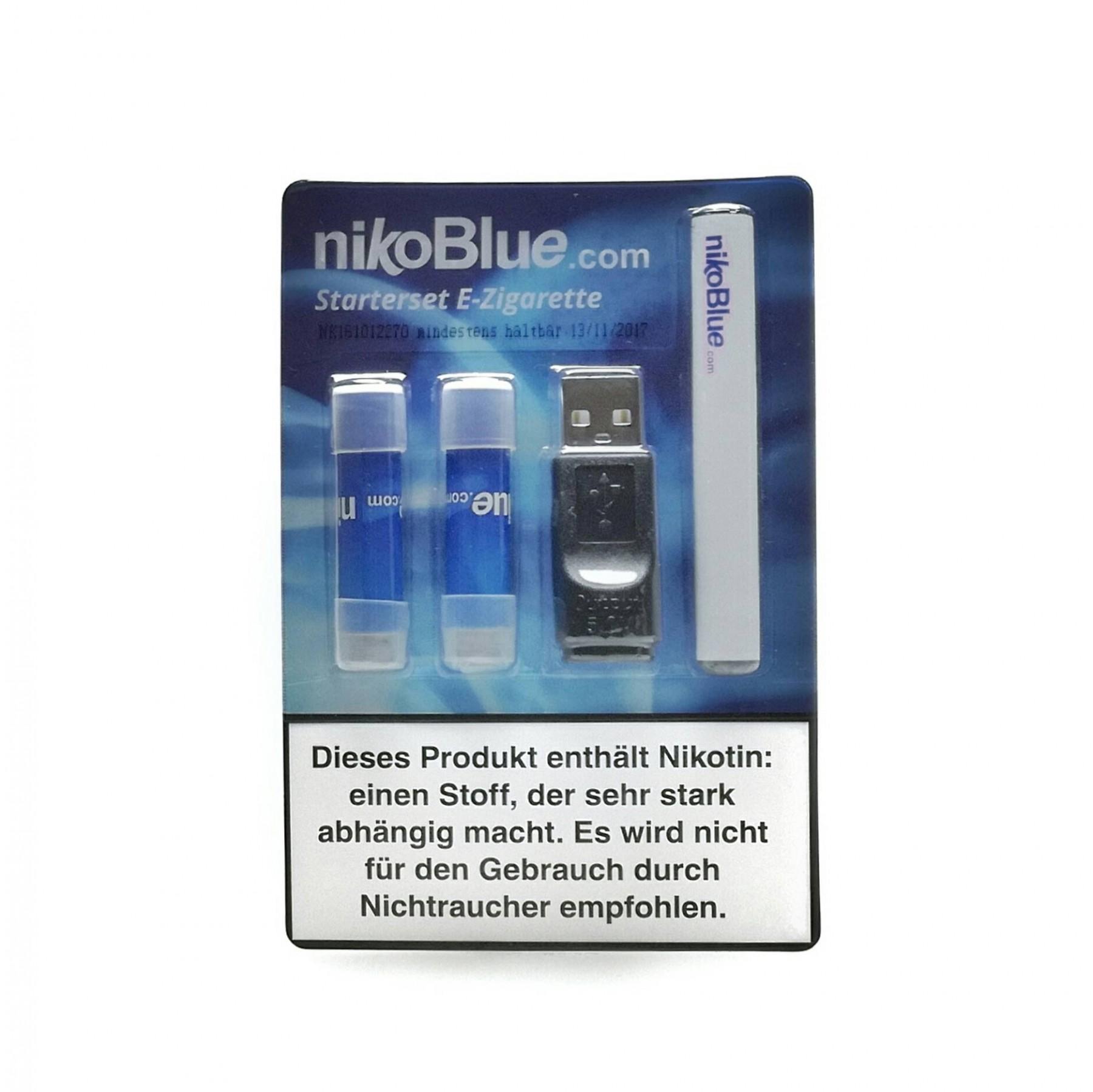 nikoBlue Starterset (weiß)