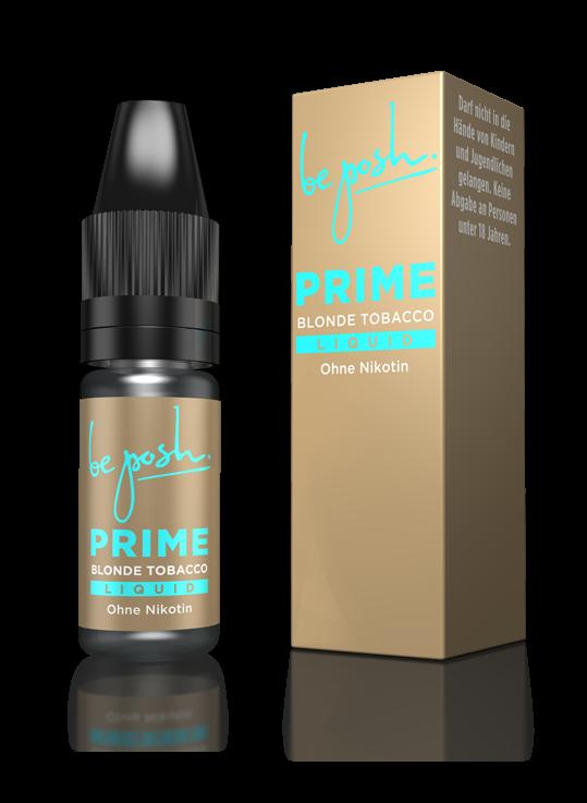 PRIME E-Liquid BLONDE TOBACCO ohne Nikotin
