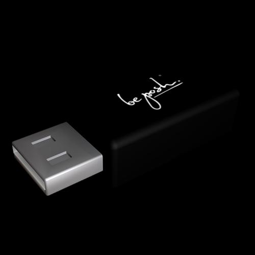 USB Charger für Akku der be posh SELECT und GO!