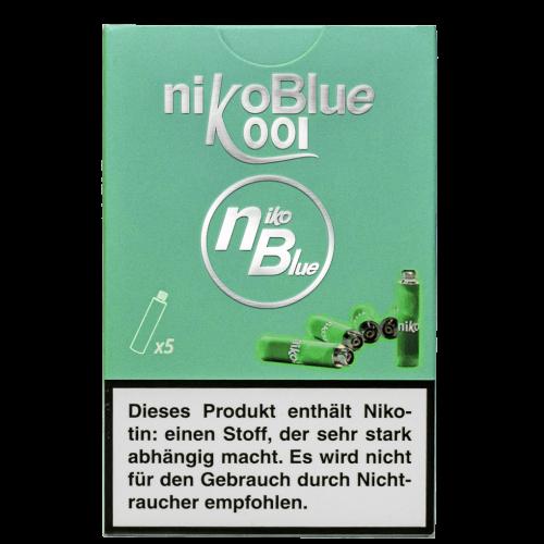 nikoBlue refill k00l 1.2% Nikotin