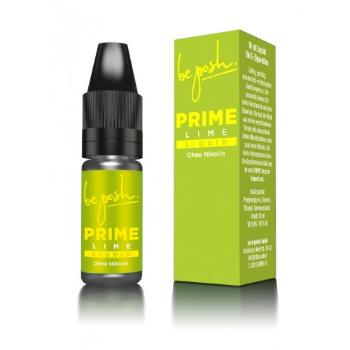 PRIME E-Liquid - Energy-Aroma - 9 mg Nikotin - Made in Germany