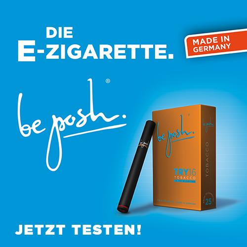 "Gratis E-Zigarette ""Testpack"""