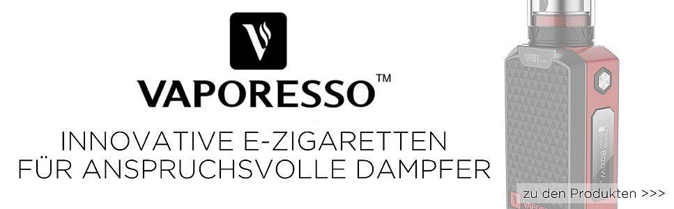 E-Zigaretten von Vaporesso