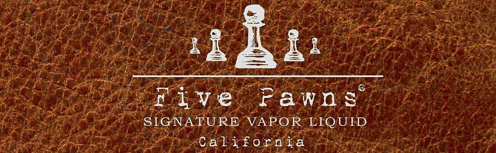 Premium Liquids von Five Pawns