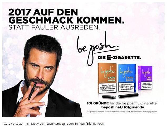 2017 AUF DEN GESCHMACK GEKOMMEN. STATT FAULER AUSREDEN.