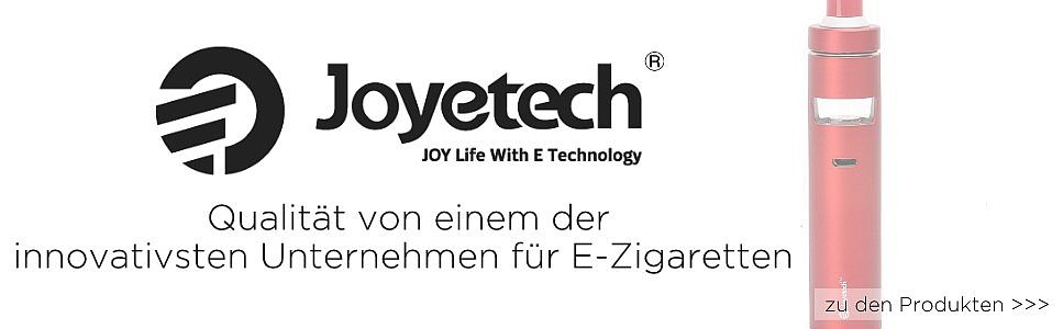 E-Zigaretten von Joyetech